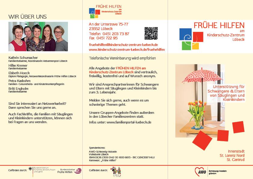 Fruehe Hilfen am Kinderschutz-Zentrum Luebeck