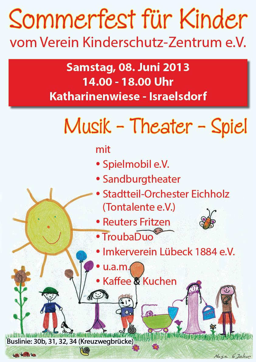 Sommerfest Fruehe Hilfen Luebeck